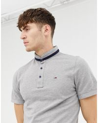 Tommy Hilfiger - Tipped Polo Shirt - Lyst