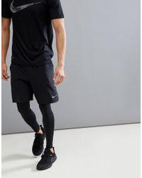 Nike - Flex Vent Max 2.0 Shorts In Black 886371-010 - Lyst