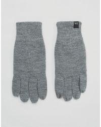 Jack & Jones | Touchscreen Gloves | Lyst