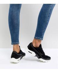 Nike - Air Max Jewell Premium Ponyskin Trainers In Black - Lyst