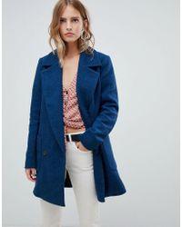 ONLY - Oversized Blazer Coat - Lyst