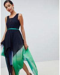 Coast - Jean Maxi Dress - Lyst