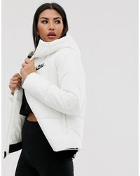 Nike Doudoune - Blanc