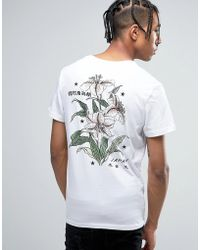 Ban.do - Harmony Lily Back Print T-shirt - Lyst