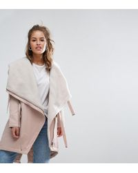 ASOS - Waterfall Parka With Borg Lining - Lyst