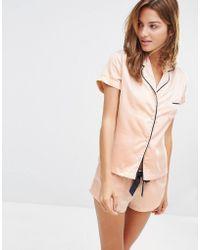 Bluebella - Abigail Short Pyjama Set - Lyst