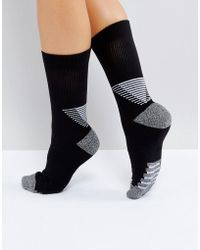 Weekday - Sports Stripe Socks - Lyst