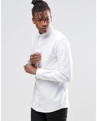 ADPT - Beck Long Sleeved Shirt - Lyst