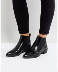Glamorous - Black Chelsea Boots - Lyst