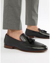 ALDO - Wyanet Tassel Loafers In Black - Lyst