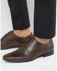 KG by Kurt Geiger - Kg By Kurt Geiger Kenwall Oxford Shoes - Lyst