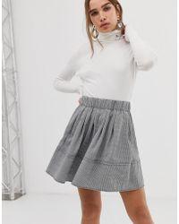 Minimum - Moves By Skater Skirt - Lyst