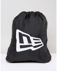 KTZ - Drawstring Backpack Ny Yankees - Lyst