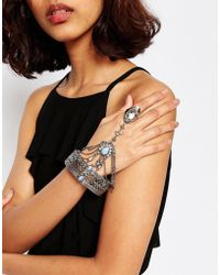 New Look - Hand Chain - Lyst