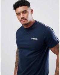 Lambretta - Taped T-shirt - Lyst
