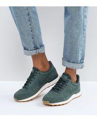 Nike - Internationalist Trainers In Vintage Green - Lyst