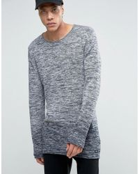 Dr. Denim - Nick Knitted Sweater - Lyst