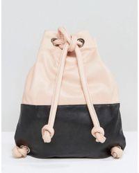 Pull&Bear - Mini Duffle Bag - Lyst