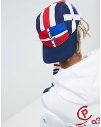 Polo Ralph Lauren - Cp-93 Capsule Limited Edition Sailing Flags Print 5 Panel Cap In Navy Multi - Lyst