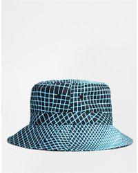 King Apparel - Volt Bucket Hat - Lyst