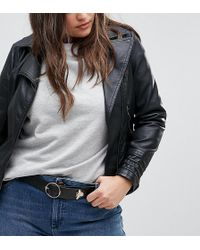 ASOS - Bug Tipped End Hip And Waist Belt - Lyst