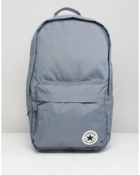 Converse - Backpack In Grey 10005987-a03 - Lyst