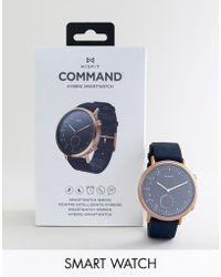 Misfit - Mis5020 Command Smart Watch In Navy - Lyst
