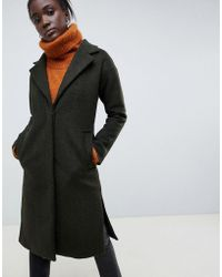 Parka London - Sommersby Tailored Duster Coat - Lyst