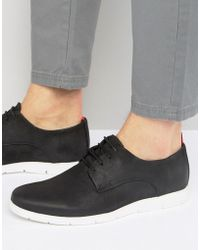 Dune - Barny Leather Shoes - Lyst