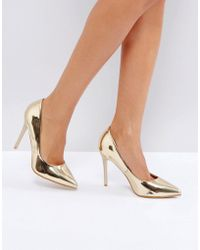 Little Mistress - Point High Heels - Lyst