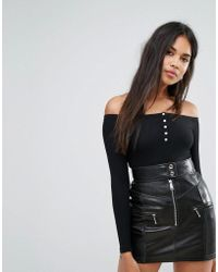 Ivyrevel - Long Sleeved Button Front Body - Lyst