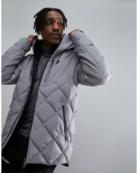 Peak Performance - Alaska Melange Jacket In Grey - Lyst