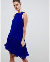 Coast - Peyton Wired Hem Dress - Lyst