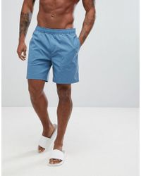 Converse - Quick Dry Swim Shorts - Lyst