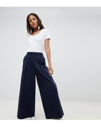 ASOS - Tall Basketball Trousers With Pleat Detail - Lyst