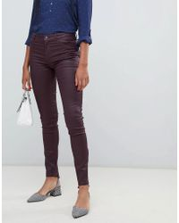 Esprit - Coated Skinny Jeans - Lyst