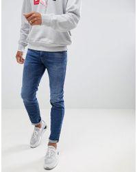 DIESEL - Thommer Slim Stretch Jeans 084uh - Lyst