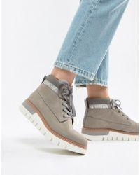 Caterpillar - Caterpillar Lace Up Boots - Lyst