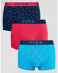 Thomas Pink - 3 Pack Trunk - Lyst