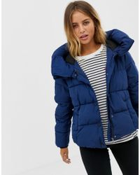 ONLY - Mari Tube Quilted Jacket - Lyst