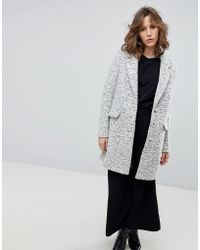 SELECTED - Femme Aber Tailored Coat - Lyst