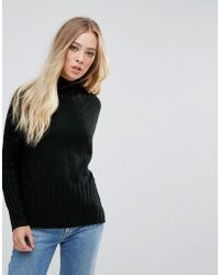 B.Young - High Neck Classic Sweater - Lyst