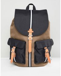 Herschel Supply Co. - Dawson Offset Backpack 20.5l - Lyst