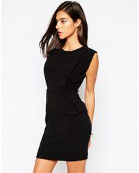 Little Black Dress - Emma Shift Dress - Lyst