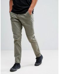 Esprit | Cargo Pant In Light Khaki | Lyst