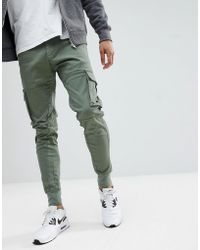 Blend | Cargo Trousers | Lyst