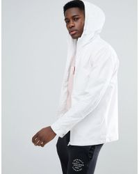 Jack & Jones - Core Lightweight Hooded Jacket - Lyst