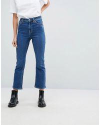 Weekday - Kick Peralta Blue Jeans - Lyst