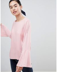 ONLY Vera Bell Sleeve Blouse