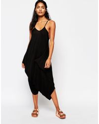 Stitch & Pieces - Relaxed Jumpsuit - Lyst